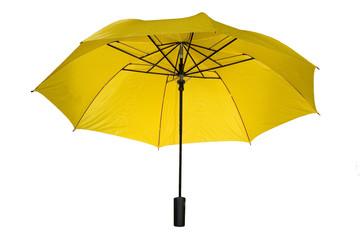 umbrella   isolated on white