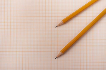 Technical Paper and Pencils