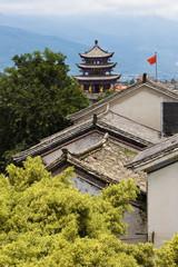 Keuken foto achterwand Xian ancient town of dali