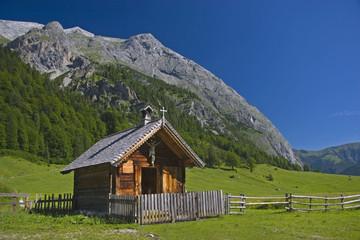 Kleine Almkapelle