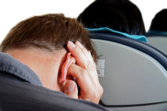 Airplane pressure