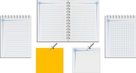 set of notebooks