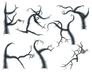 Some horror trees