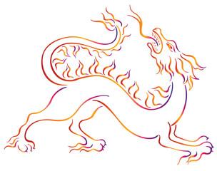 Chinese kylin