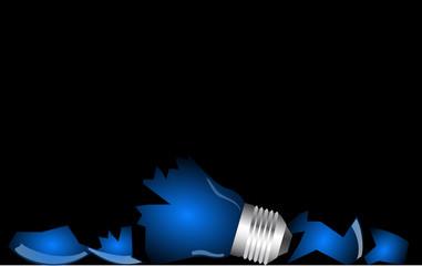 lampadina rotta