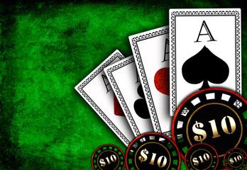 poker assi