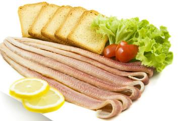 Tasty sea eel