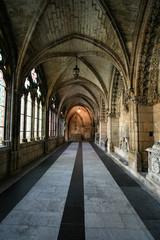Burgos cathedral interior