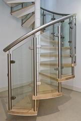 Foto op Plexiglas Trappen screw stair
