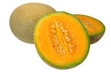 Cantaloup melon
