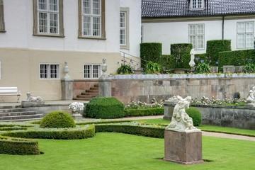 jardin danois