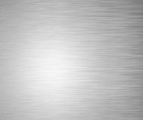 Silver Metal Surface