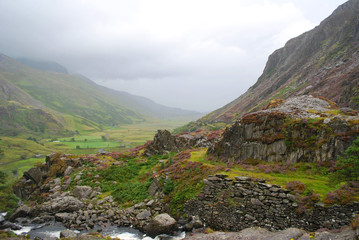 welsh valley