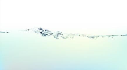 water splash and liquid