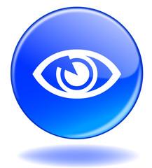 """Bouton """"Voir"""" / """"View"""" Button (play - eye - symbol)"""
