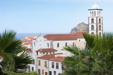 Church of Garachico - Tenerife - Kirche von Garachico