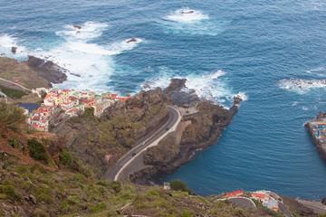 Küste von Garachico - Teneriffa - Coast of Garachico