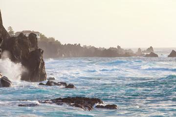 Traumküste von Los Gigantes - Teneriffa