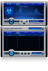 Mp3 media music player