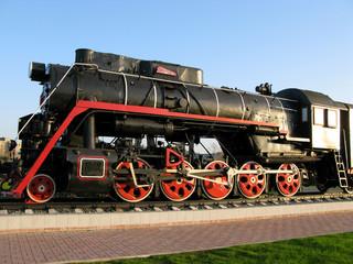 Ancient Lokomotiv 40 ies.