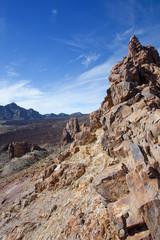 Bergkuppe - Teneriffa - Hilltop - Tenerife