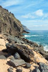 Steilküste von San Andrés - Teneriffa - Tenerife