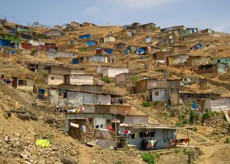 Armenviertel, Lima, Peru