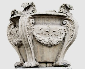 Vaso di marmo
