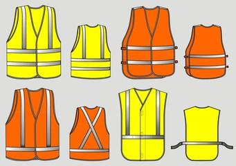 Alarm waistcoat