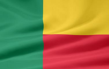 Flagge von Benin