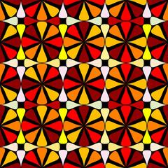 geometric seamless pattern 4