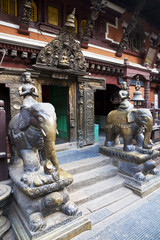 Golden Temple, Patan Durbar Square, Nepal