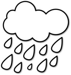 Regenwolke