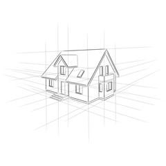drawing at home
