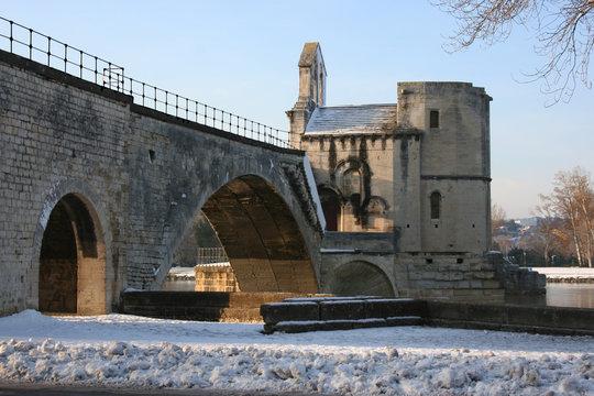 Avignon et son pont