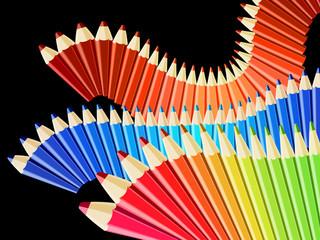 Crazy pensils
