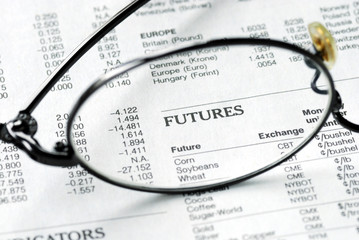 Focus on the futures market also concept of the future