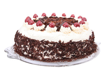 Fancy cake, Schwarzwälderkirschtorte