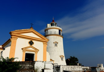 Guia lighthouse in Macao