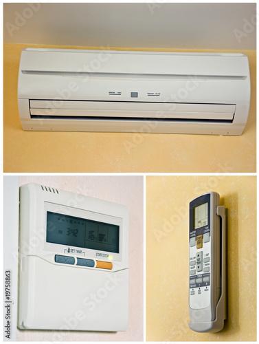 Kit climatisation int rieur fotos de archivo e im genes for Climatisation interieur