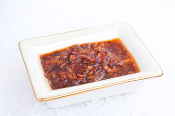 Spicy Oil / 油辣子