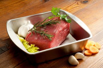 casseruola con carne