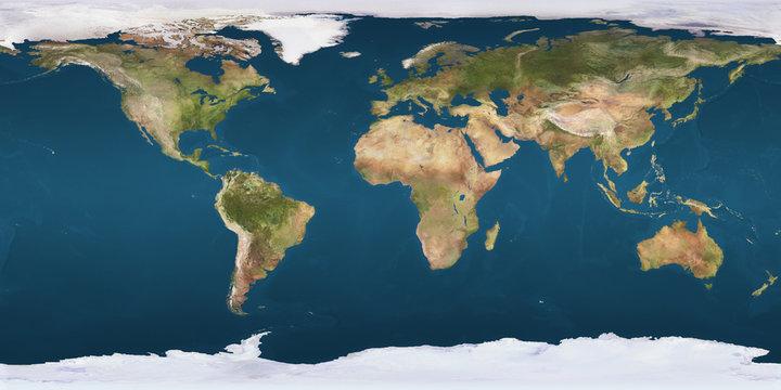 Weltkarte globe earth