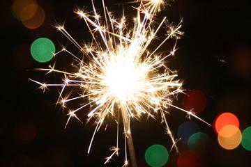 sparkler  bright  celebration light