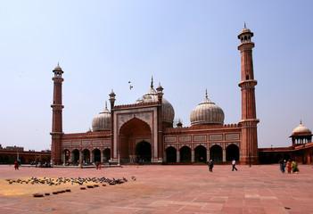 Stores à enrouleur Delhi Jama Masjid Mosque
