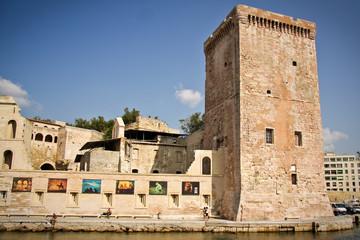 Fort Saint Jean in Marseille, France