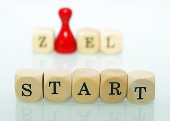 Start - Ziel