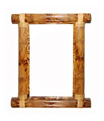 Bamboo frame