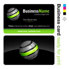 Carte de visite / Business card