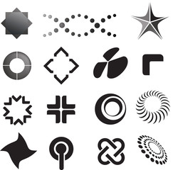 logo marks and symbols